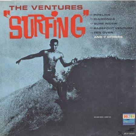 The Ventures - Surfing/Colorful Ventures - Zortam Music