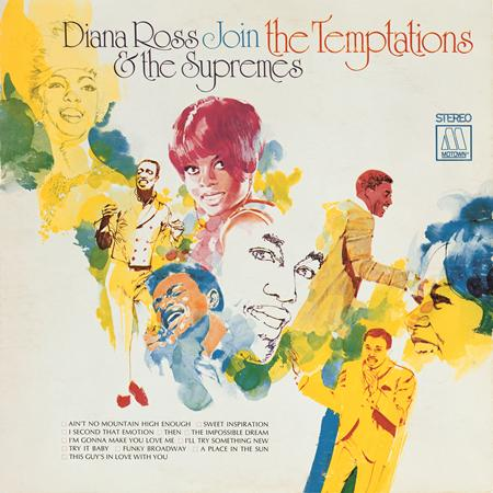 Diana Ross & The Supremes And The Temptations - Temptations, The - Anthology - Zortam Music