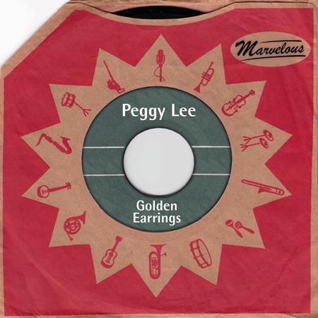Peggy Lee - Golden Earrings - Zortam Music