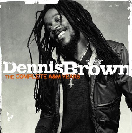 Dennis Brown - A&M Records - Sp-17206 - 12Inc - Zortam Music