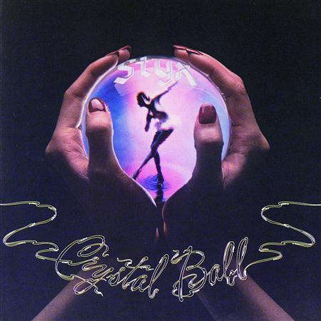 Styx - Crystal Ball {Japan UICY-93920} - Lyrics2You