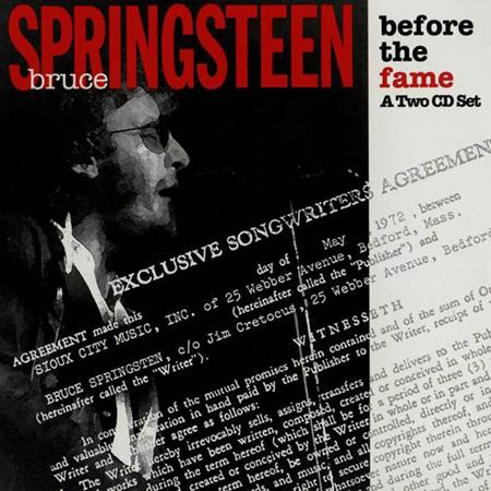 Bruce Springsteen - Before The Fame Disc 2 - Lyrics2You