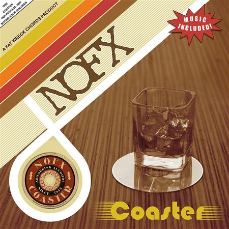NOFX - Coaster [Fat Wreck Chords, FAT737-2] - Zortam Music