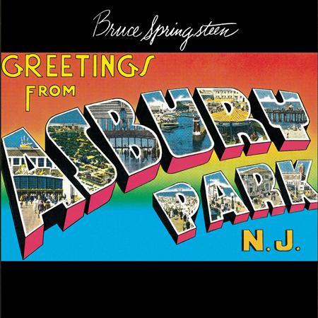 Bruce Springsteen - Greetings From Asbury Park, N. J. - Zortam Music