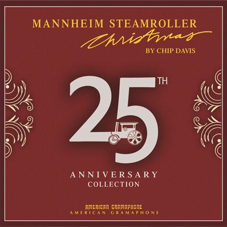 Mannheim Steamroller - Mannheim Steamroller Christmas 25th Anniversary Collection [disc 2] - Zortam Music
