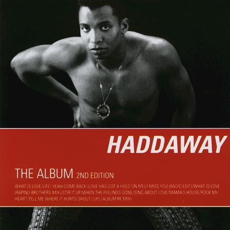 Haddaway - Haddaway The Album, 2nd Edition - Zortam Music