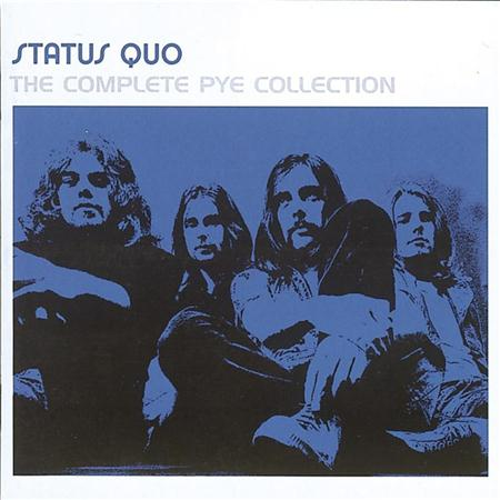 Status Quo - The Complete Pye Collection [disc 1] - Zortam Music