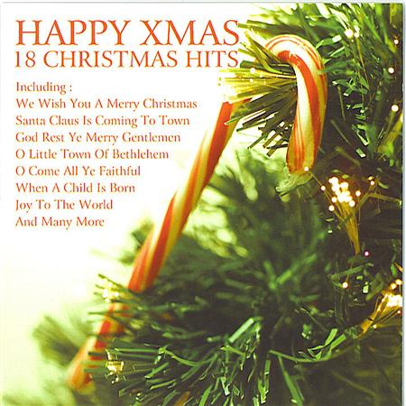 Glen Campbell - Happy Xmas 18 Christmas Hits - Zortam Music