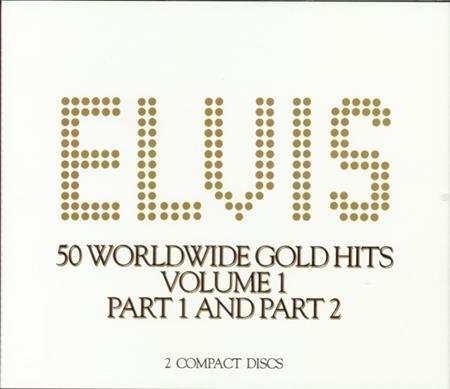 Elvis Presley - 50 Worldwide Gold Hits, Vol. 1 [disc 2] - Zortam Music