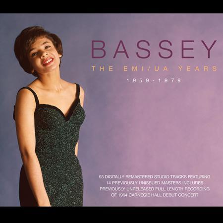 Shirley Bassey - Bassey - The Emi / Ua Years, Vol. 1 1959 - 1966 [disc 1] - Zortam Music