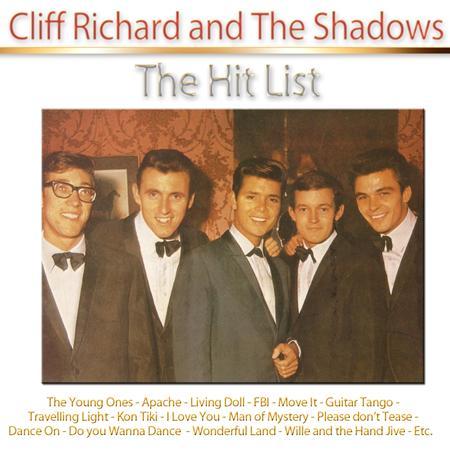 Cliff Richard - THE HIT LIST - Disk I - Zortam Music