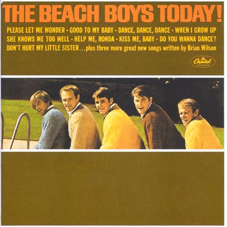 Beach Boys - The Beach Boys Today - Zortam Music