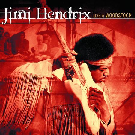Jimi Hendrix - Live At Woodstock [Disc 1] - Zortam Music