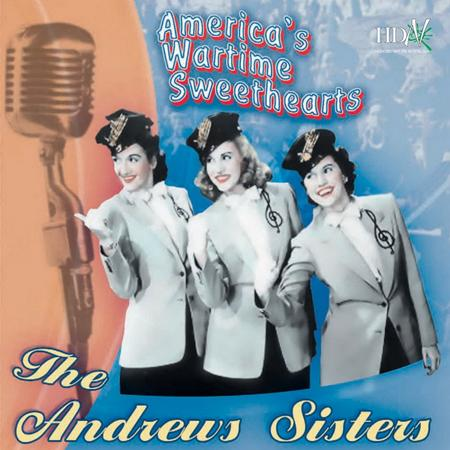 The Andrews Sisters - America