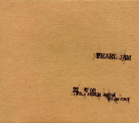Pearl Jam - 22-06-00 Fila Forum Arena, Milan, Italy [disc 2] - Zortam Music
