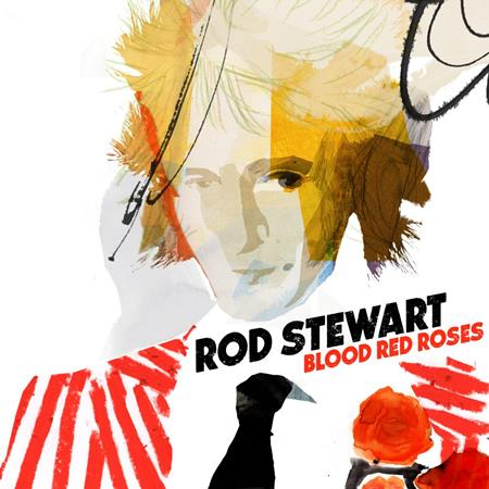 Rod Stewart - Blood Red Roses (deluxe editio - Zortam Music