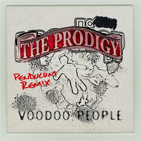 The Prodigy - Out Of Space - Voodoo People (Remixes) (Single) [Cdr, Maxi Promo, Uk, Xl Recordings None] - Zortam Music