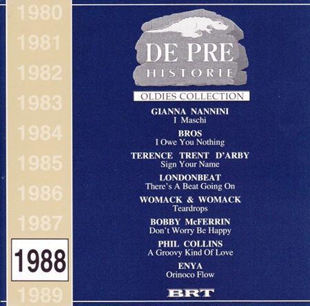 A-Ha - De Pre Historie 1988 Volume 1 - Zortam Music