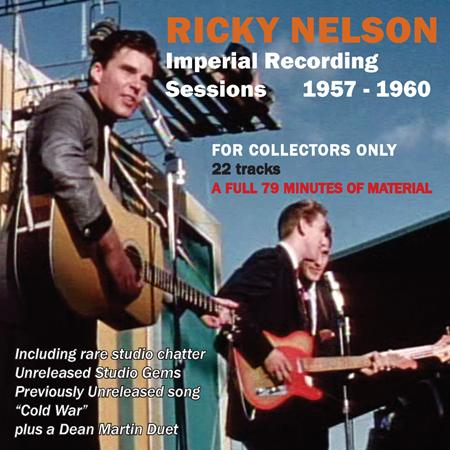 Ricky Nelson - The Imperial Recording Sessions 1957-1960 - Zortam Music