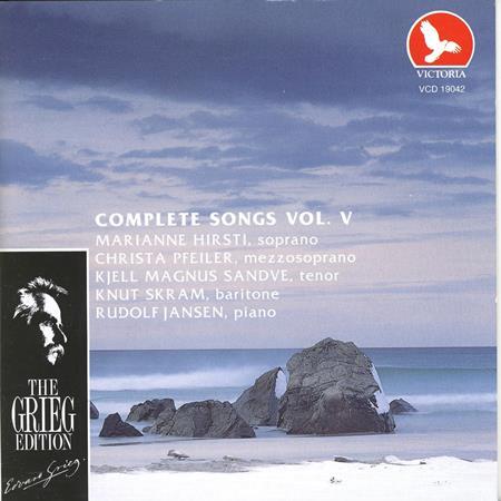 Edvard Grieg - Marianne Hirsti, Christa Pfeiler, Kjell M.sandve, Knut Skram, Rudolf Jansen, Kl - Zortam Music