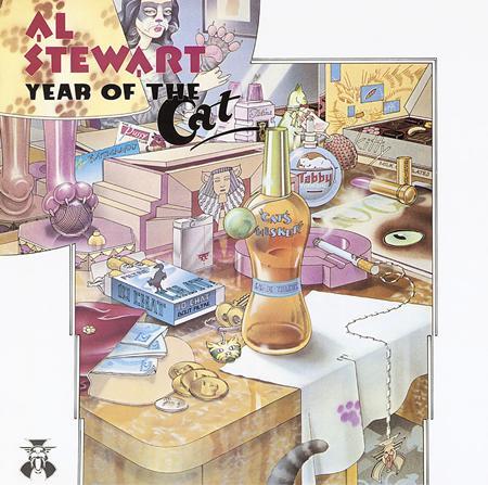 Al Stewart - Year Of The Cat   (SVLP) - Zortam Music