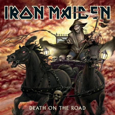 Iron Maiden - Death On The Road [live] [disc 2] - Zortam Music