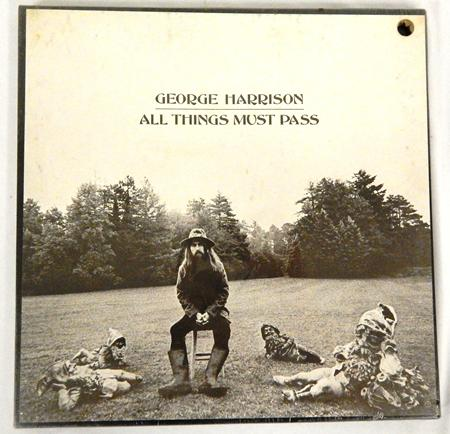 George Harrison - All Things Must Pass (1970) (Toshiba - Japan 24-bit audio) - Zortam Music