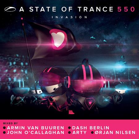 Active Sight - A State Of Trance 550: Invasion (Unmixed) - Zortam Music