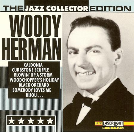 Woody Herman - The Jazz Collector Edition, Vol. 6-10 Disc 9 - Zortam Music