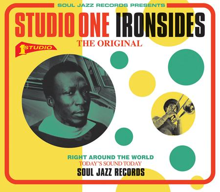 Various Artists - Studio One Ironsides - Zortam Music