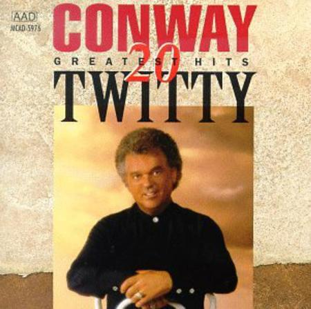 CONWAY TWITTY - The #1 Hits Collection CD2 - Zortam Music