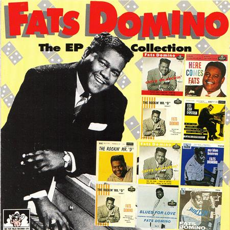Fats Domino - The EP Collection - Zortam Music
