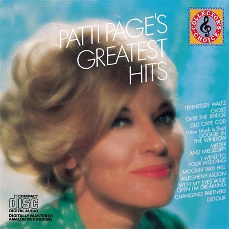 Patti Page - 50_118 Oldies of 1950 - Lyrics2You