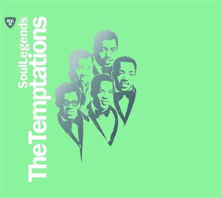 The Temptations - Soul Legends - Zortam Music