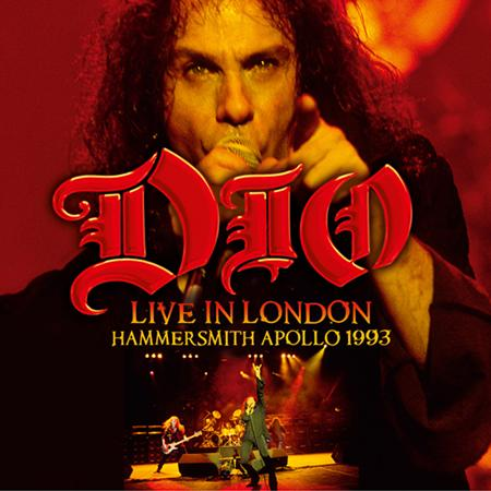 Dio - Live In London, Hammersmith Apollo 1993 [Disc 1] - Zortam Music