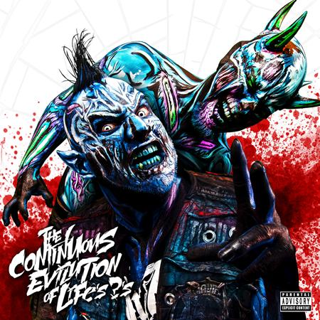 Twiztid - The Continuous Evilution Of Life