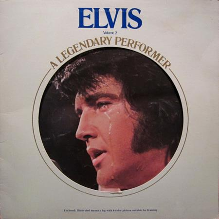 Elvis Presley - Elvis A Legendary Performer, Vol. 2 - Zortam Music