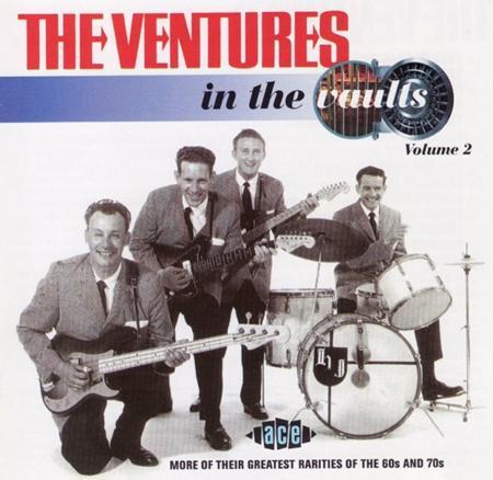 The Ventures - In The Vaults (Volume 2) - Zortam Music