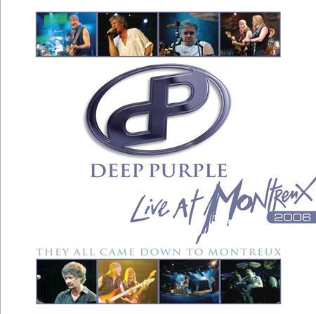 Deep Purple - Live At Montreux 2006 (2007. TKCW-32181) CD2 - Zortam Music