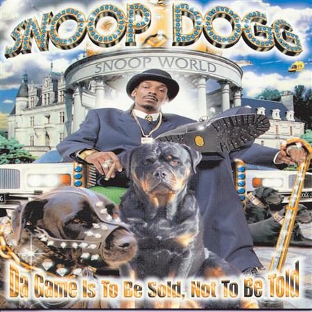 Snoop Dogg - Da game is to be sold, not t.. - Zortam Music