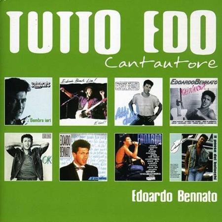 Edoardo bennato - Tutto Edo Cantautore [disc 1] - Zortam Music