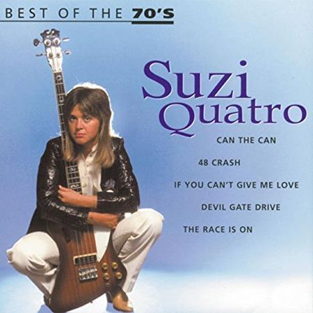 Suzi Quatro - Number 1 Hits Of The 70s - Lyrics2You