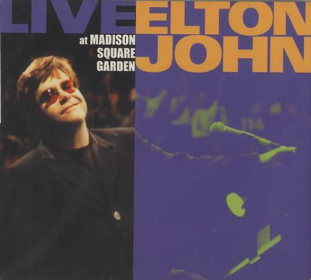 Elton John - 07-Live In Madison Square Garden [disc 1] - Zortam Music