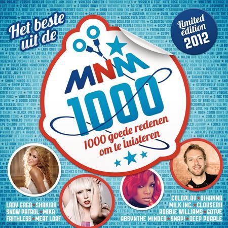 Coldplay - Het Beste Uit De Mnm 1000 - Limited Edition 2012 [disc 1] - Zortam Music
