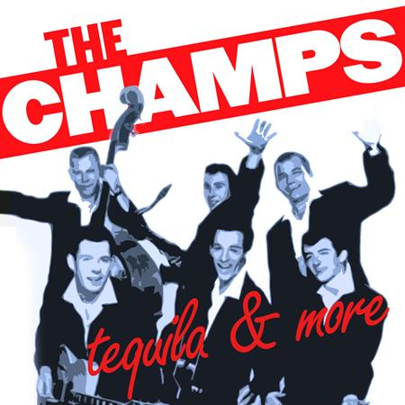 The Champs - Much More Tequila Vol. 1 - Zortam Music