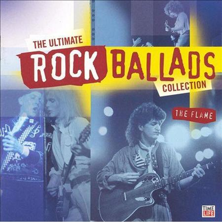 Huey Lewis & The News - The Ultimate Rock Ballads Collection The Flame [disc 2] - Zortam Music