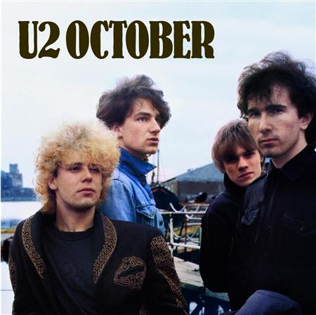 U2 - October (Remastered) Lyrics - Zortam Music