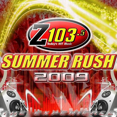Various Artists - Z103.5 Summer Rush 2009 - Zortam Music