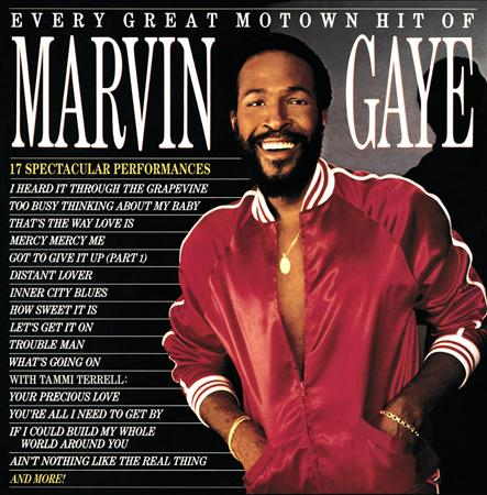 Marvin Gaye - MOTOWN:THE HIT COLLECTION VOLUME 1 - Zortam Music