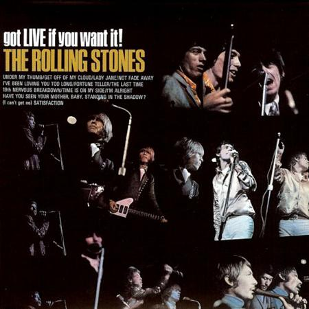 Rolling Stones - Got Live If You Want It! (2006 Japan Minilp Remastered) - Lyrics2You